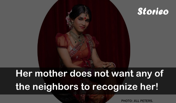 jizra transgender Her mother does not want any of the neighbors to recognize her!