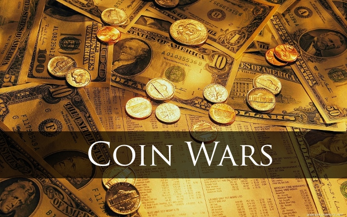 coin wars story