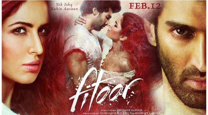 fitoor movie poster katrina kaif