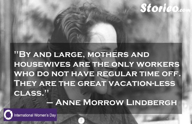 Anne Morrow Lindbergh-Storieo.com