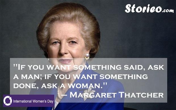 Margaret Thatcher-Storieo.com