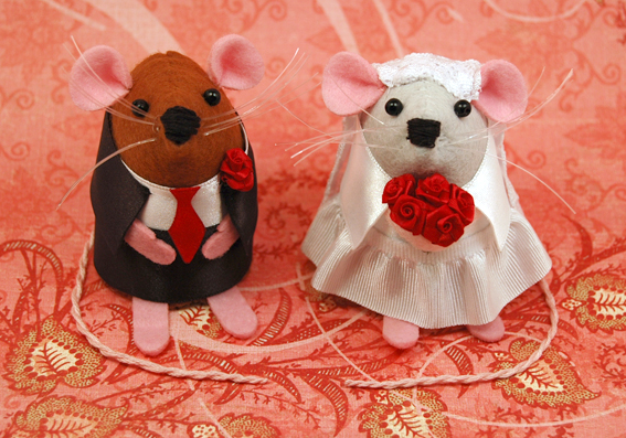 The Wedding of the Mouse