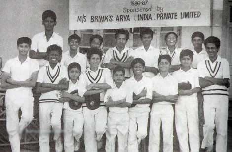 the little master sachin tendulkar India's sachin tendulkar enters cricket's pantheon as 'little master' retires.