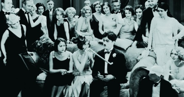 Charlie Chaplin in 'City Lights'/Image © 1931 Warner Bros