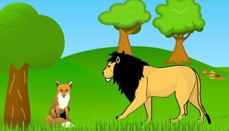 lioness.and_.jackal11.000