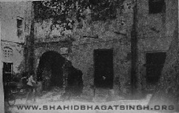 Birth Place of Bhagat Singh