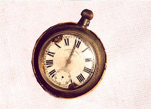 Watch of Bhagat Singh, Bhagat Singh gifted it to his friend and co revolutionary Jaidev Kapoor