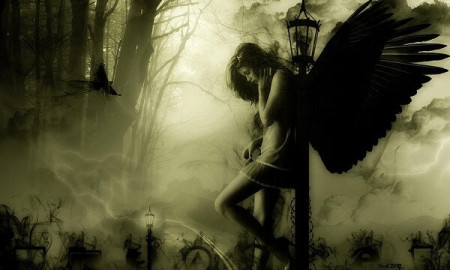254192__a-fallen-angel-lost-in-a-foggy-forest_p-1