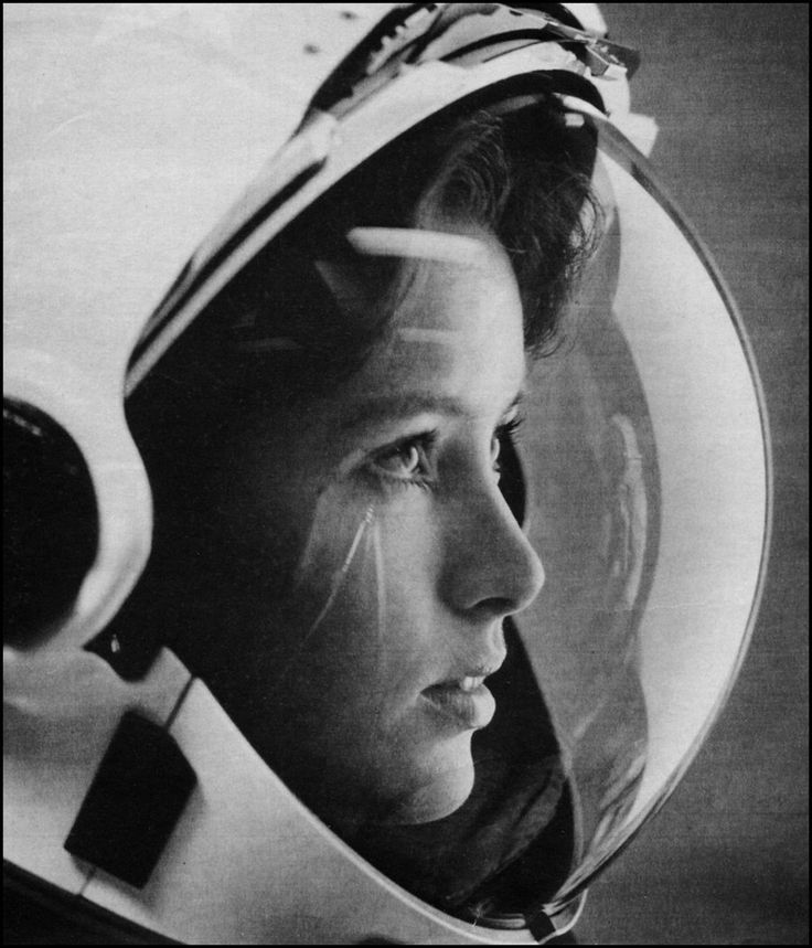 First Female Astronaut