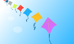 Fall-Toy-Autumn-Wind-Playing-Flying-Kites-152760