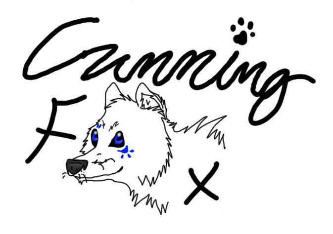 cunning_fox_logo_by_aquillic_tiger-d31186h