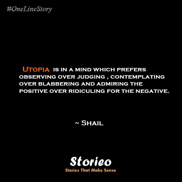 utopia story storieo