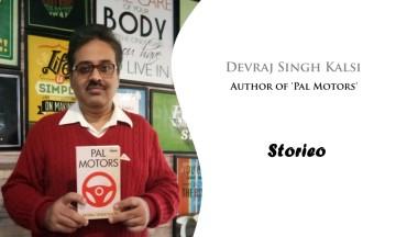 Author of 'Pal Motors'