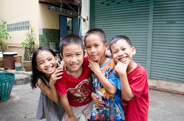 Childrens' Smile