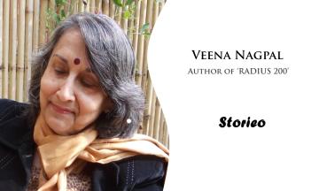 Veena Nagpal, Author of 'RADIUS 200'