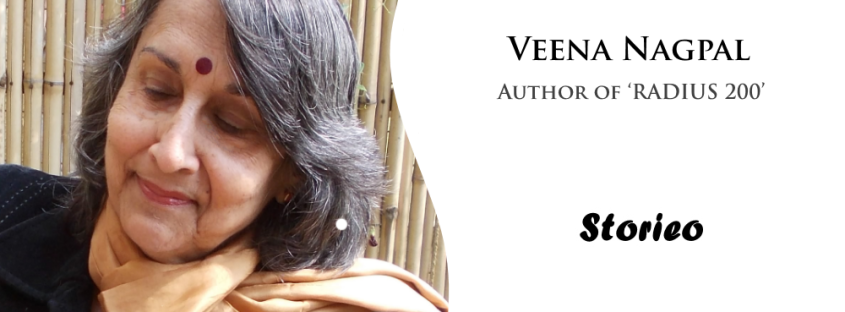 Veena Nagpal, Author of 'RADIUS 200'