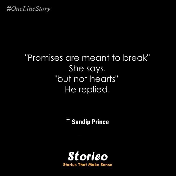 Sandip Prince promises