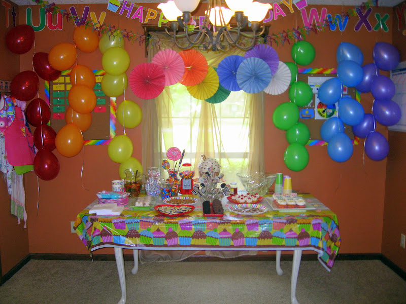 birthday decoration ideas at home with balloons best birthday storieo 13560